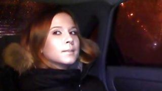 This hot girlfriend is about to have intense orgasm after such fuck