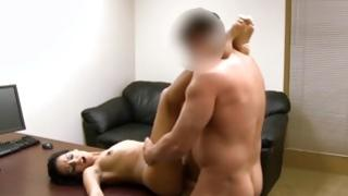 This hot badly behaving ass is overwhelming her mouth on the muscular weenie