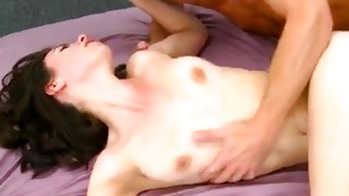 Teen brunette on videos getting her body and boobs grabbed